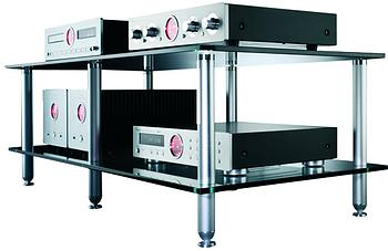 Glas 4 Rack verre Audio High End