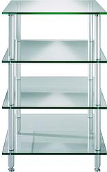 Glas H4 Rack verre Audio High End