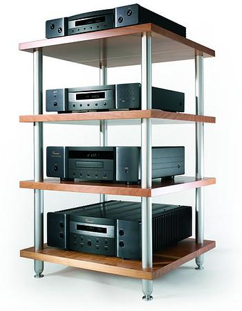 Wood H4 Rack Bois Audio High End