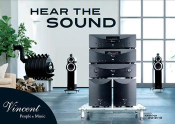 Catalogue Vincent Audio 2013